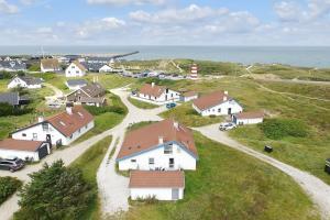Holiday home Ørredvej H- 3356, Dovolenkové domy  Nørre Vorupør - big - 30
