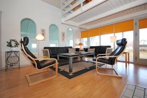 Holiday home Ørredvej H- 3356, Dovolenkové domy  Nørre Vorupør - big - 11