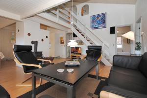 Holiday home Ørredvej H- 3356, Dovolenkové domy  Nørre Vorupør - big - 10