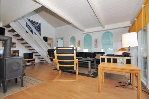 Holiday home Ørredvej H- 3356, Dovolenkové domy  Nørre Vorupør - big - 9