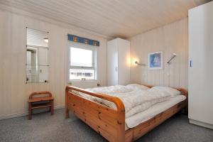 Holiday home Ørredvej H- 3356, Nyaralók  Nørre Vorupør - big - 29