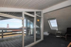 Holiday home Ørredvej H- 3356, Dovolenkové domy  Nørre Vorupør - big - 24