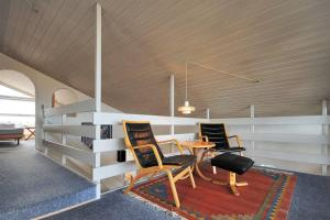 Holiday home Ørredvej H- 3356, Dovolenkové domy  Nørre Vorupør - big - 22
