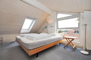 Holiday home Ørredvej H- 3356, Nyaralók  Nørre Vorupør - big - 21