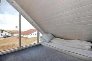 Holiday home Ørredvej H- 3356, Dovolenkové domy  Nørre Vorupør - big - 20