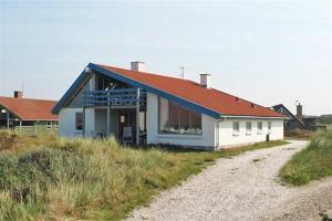 Holiday home Ørredvej H- 3356, Dovolenkové domy  Nørre Vorupør - big - 19