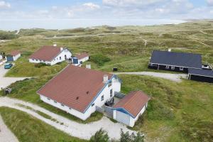 Holiday home Ørredvej H- 3356, Dovolenkové domy  Nørre Vorupør - big - 18