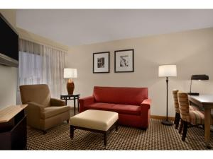 Embassy Suites Detroit Metro Airport, Hotels  Romulus - big - 7