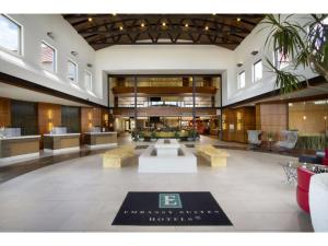 Embassy Suites Detroit Metro Airport, Hotels  Romulus - big - 16
