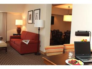Embassy Suites Detroit Metro Airport, Hotels  Romulus - big - 8
