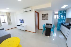 Excelentes Apartamentos Ponta Verde, Apartmány  Maceió - big - 57