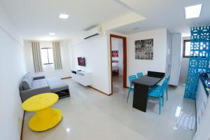 Excelentes Apartamentos Ponta Verde, Apartmány  Maceió - big - 58