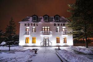 Отель Двин