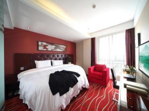 Shanshui Trends Hotel Nanjing South Railway Station, Отели  Нанкин - big - 26