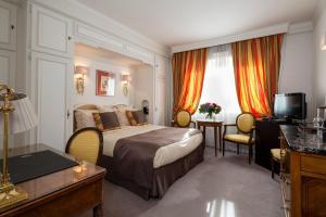 Majestic Hotel Spa, Szállodák  Párizs - big - 42