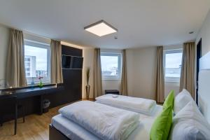sevenDays Hotel BoardingHouse Mannheim, Hotels  Mannheim - big - 13