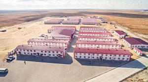 New Tengiz Camp, Hotels  Tengiz - big - 19