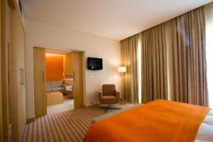 Hotel Praia, Отели  Назаре - big - 26