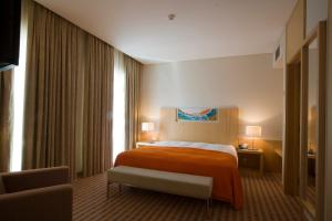 Hotel Praia, Отели  Назаре - big - 29