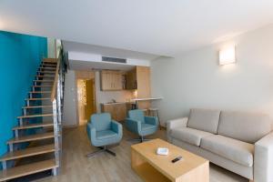 Hotel Praia, Отели  Назаре - big - 20