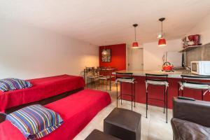 Cabañas Gonzalez, Lodge  Villa Gesell - big - 24