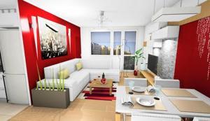 Fuarhome Tuyap, Apartmány  Esenyurt - big - 76