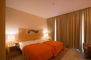 Hotel Praia, Отели  Назаре - big - 23