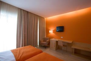 Hotel Praia, Отели  Назаре - big - 22