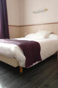 Hôtel Le Palous, Hotels  Baraqueville - big - 24
