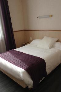 Hôtel Le Palous, Hotels  Baraqueville - big - 11