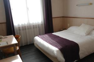Hôtel Le Palous, Hotels  Baraqueville - big - 18