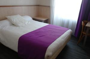 Hôtel Le Palous, Hotels  Baraqueville - big - 28
