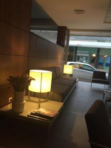 Hotel Praia, Отели  Назаре - big - 59