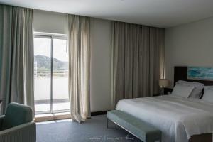 Hotel Praia, Hotely  Nazaré - big - 69