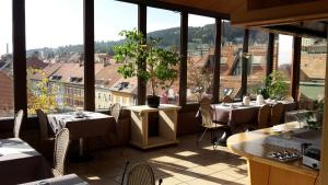 Hotel Club, Hotely  La Chaux-de-Fonds - big - 23