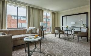 Four Seasons Washington DC, Hotels  Washington - big - 18