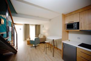 Hotel Praia, Отели  Назаре - big - 77