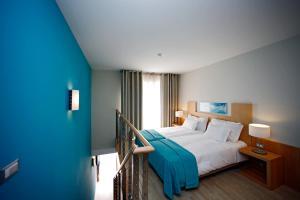 Hotel Praia, Отели  Назаре - big - 80