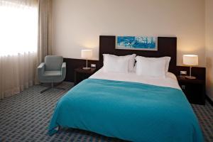 Hotel Praia, Отели  Назаре - big - 6