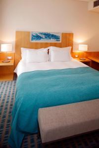 Hotel Praia, Отели  Назаре - big - 17