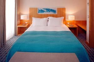 Hotel Praia, Отели  Назаре - big - 18