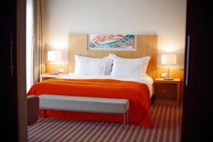 Hotel Praia, Отели  Назаре - big - 4