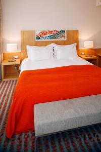 Hotel Praia, Отели  Назаре - big - 13