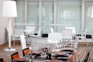 Hotel Praia, Отели  Назаре - big - 88