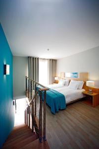 Hotel Praia, Отели  Назаре - big - 3