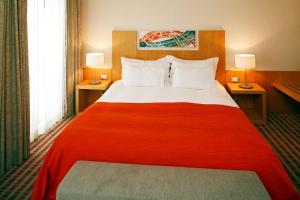 Hotel Praia, Отели  Назаре - big - 11