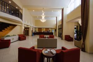 Ramada by Wyndham Houston Intercontinental Airport East, Hotel  Humble - big - 46
