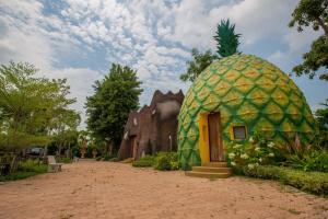 Fruit House Pattaya, Motely  Bang Lamung - big - 46