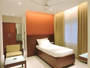 Gayathri Hotels, Hotels  Tiruppūr - big - 22