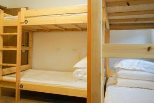 Staatsburgers Volksrepubliek China - Eenpersoonsbed in Slaapzaal met 6 Bedden